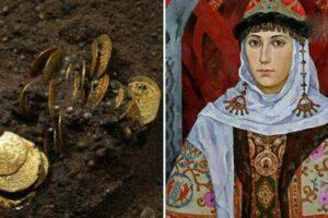 О чём рассказали учёным 800-летние сокровища князя Святополка, отысканные недавно посреди поля