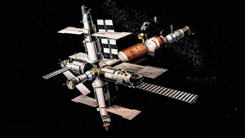 «Крупное достижение в науке»: как запускали станцию «Мир»