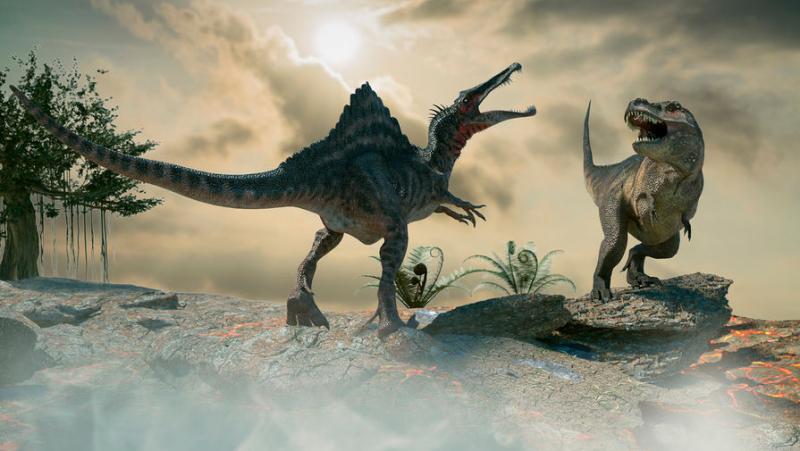 Отчего крупных динозавров было больше, чем маленьких