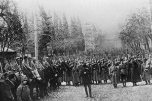 «Стереть с лики земли»: как Ленин приказал ввести войска в Грузию