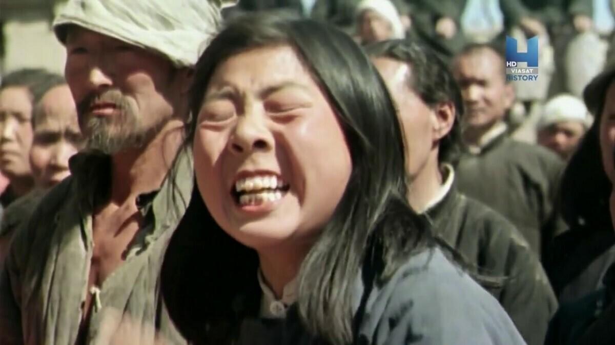 Мао в краске. Уроки тирании / Mao in color: a study in tyranny  (2015)