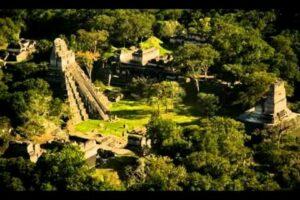 Пирамиды Майя, Тикаль, Гватемала