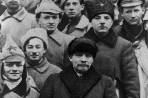 Военный коммунизм и вступление НЭПа