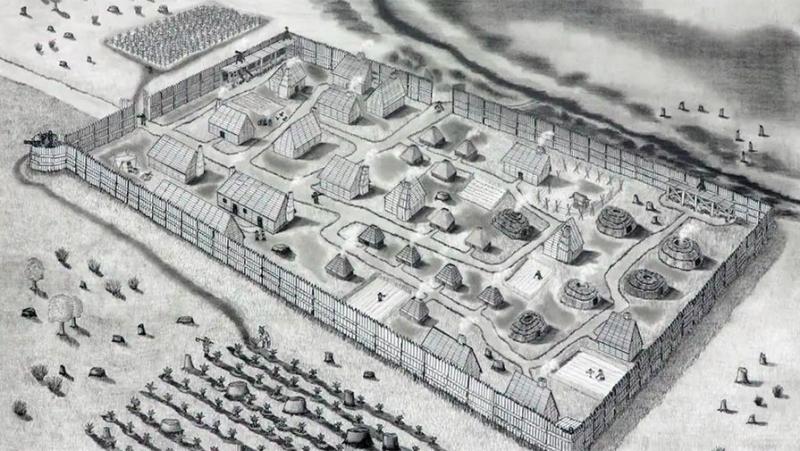 «Захватывающая новинка»: найден древнейший форт колонистов в Мэриленде