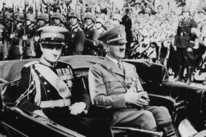 «Фюрер наказал»: как нацисты разгромили Югославию