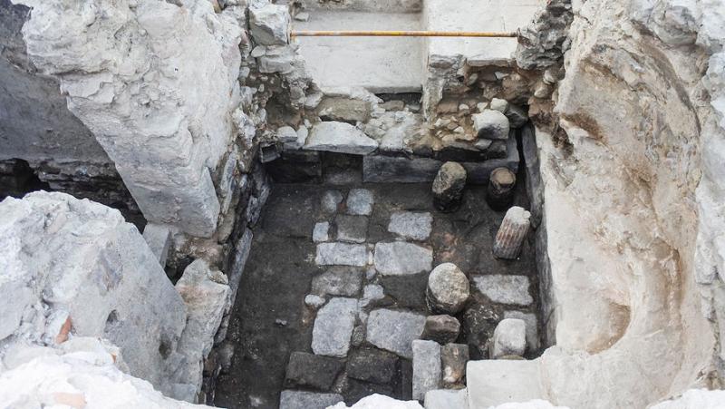 Баня на Лесбосе: отыскано имущество корсара Хайреддин-паши