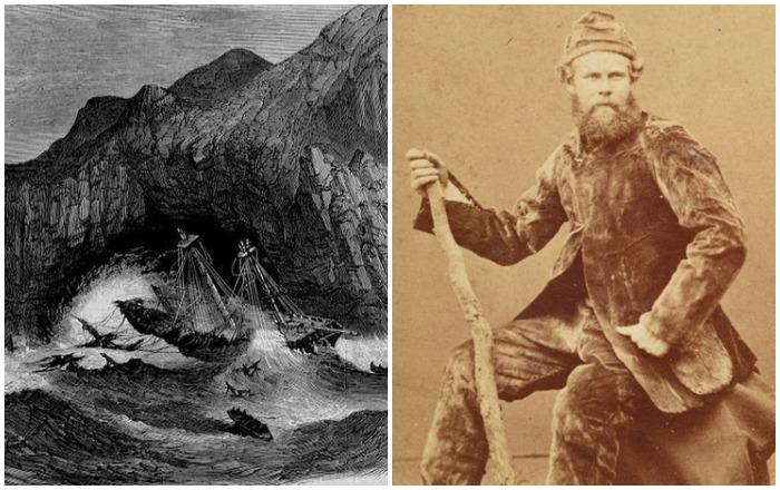 Отчего уже более 100 лет кладоискатели мечтают найти затонувшее судно капитана Гранта