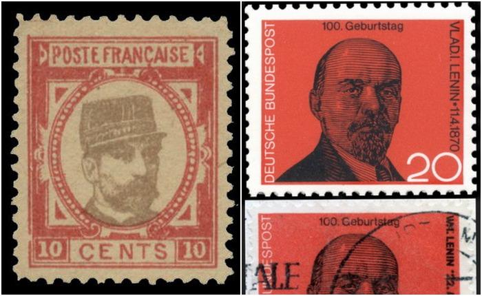 Зачем подделывали почтовые марки, и Как они сделались оружием пропаганды