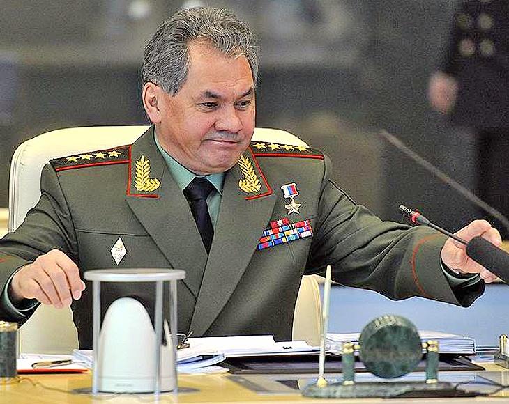Шойгу вновь засекретил рассекреченные материалы, связанные с утратами в ВОВ