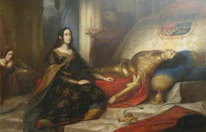 Отчего королева Кастилии целый год путешествовала с похоронным кортежем