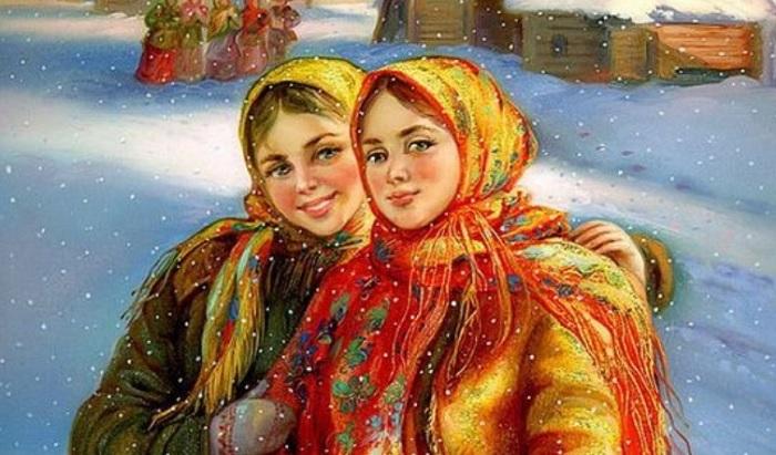 Что можно было разузнать о русской женщине по её платку