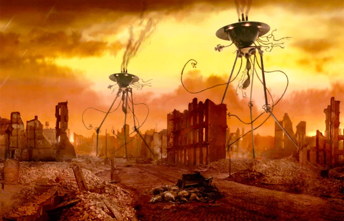 Как в 1938 году Америка пережила вторжение марсиан в ровном эфире