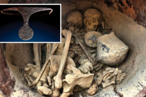 Загадки древней Яффы: израильские археологи отыщи кувшин с младенцем