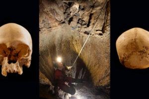 В итальянской гробнице отыскан зубной протез из пяти зубов