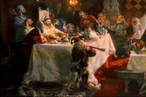 Как уложились судьбы любимых фавориткок Петра I: Выгодные браки, монастырь и плаха