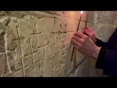 Ученые разгадали секрет крестов в иерусалимском храме Гроба Господня