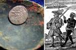 Древние монеты приоткрыли секрет кровавого пирата XVII века