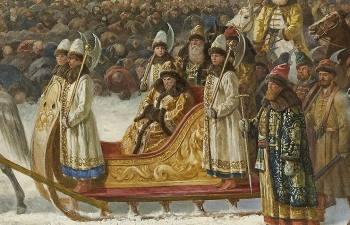 Отчего русские цари нанимали в телохранители иностранцев, а не соотечественников