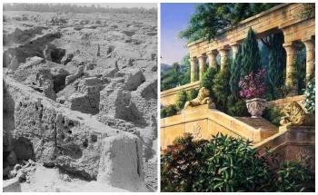 Что популярно учёным о садах Семирамиды: Существовали ли когда-нибудь, кто их создал и другие факты об одном из чудес света