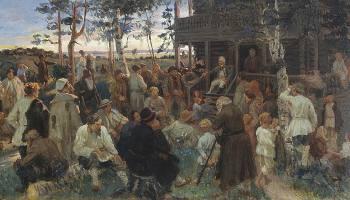Как жилось крепостным великого Суворова, и Кому  полководец «отцовский капитал» выдавал