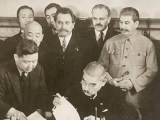 Как японский министр желал Сталина обмануть