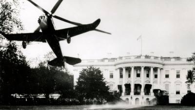 «Твердый шаг вперед»: как автожир приземлился перед Белым домом