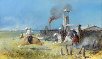 «Морозная война» 1917-го, или Как русские на границе в Афганистаном британцев переиграли
