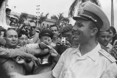 """Гагарин и Куба: Как """"Остров независимости"""" встречал первого космонавта"""