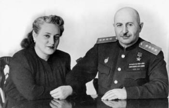 Маршал Баграмян и его царица Тамара: Похищенная влюбленность, которая стала ангелом-хранителем