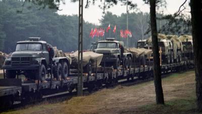 «Историческая правда»: как войска СССР выгнали из Польши