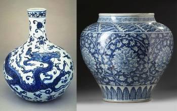 Как гренадерский полк сменяли на вазу и другие факты о легендарном фарфоре династии Мин