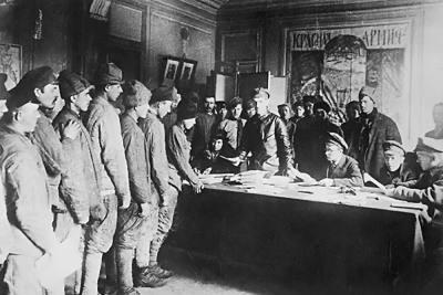 Отчего в первые годы Красной Армии призывники массово дезертировали