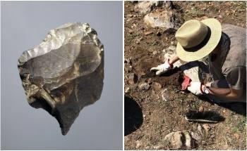 Как отличить доисторические орудия древних людей от обыкновенных камней