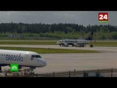 5 случаев принудительной посадки аэропланов международных авиалиний на территории других государств