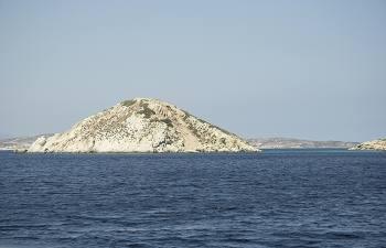 Какие секреты древних греков открыл учёным необычный остров-пирамида Даскалио