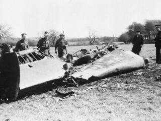 «Лондон до сих пор не открыл всех материалов»: как Рудольф Гесс улетел в Британию из Третьего рейха в 1941 году