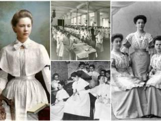 Чему обучали в Смольном институте великодушных девиц