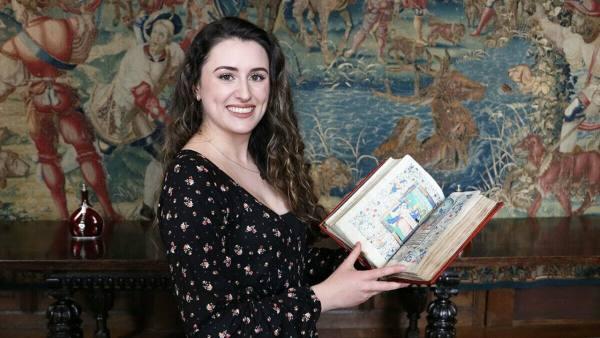 В молитвеннике казненной королевы Анны Болейн отыщи тайные записи