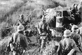Видео: Акция Памяти к 80-летию со дня основы войны
