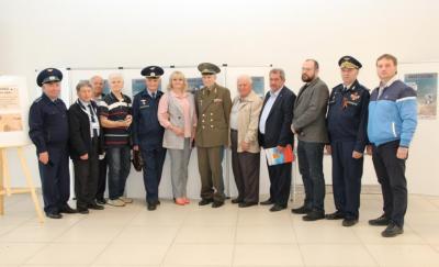 В Подмосковье отворилась выставка, посвященная авиапобегу из немецкого плена Михаила Девятаева