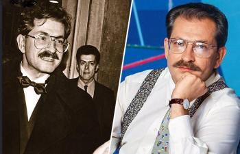 Что сломало первый брак Влада Листьева, и почему он не общался со своей дочерью