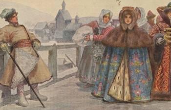 Дебоши вокруг дам при дворе московских царей: отказ от макияжа и другие причины конфликтов