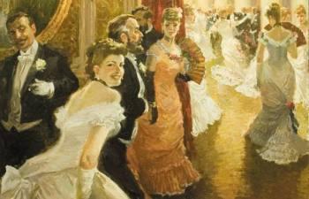 Каким был бальный дресс-код в царской России, и Отчего Европа следила за танцевальной цивилизацией русских