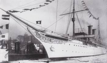Как сын неимущего датского иммигранта сделался морским магнатом и построил первый в мире круизный лайнер