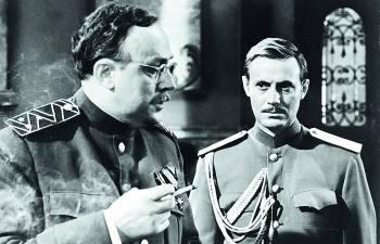 Кто сделался прообразом главного героя советского телесериала «Адъютанта его превосходительства», и чему в фильме не стоит верить