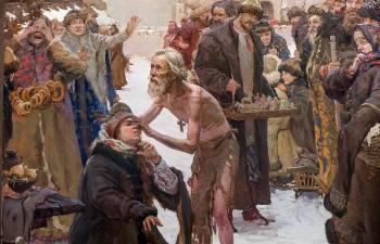 Отчего находили святым пациента Преображенской психиатрической больницы: Юродивый Иван Корейша