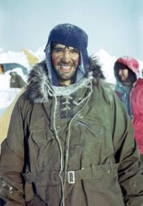 Путевая зарисовка о натуральном полярнике Дмитрии Шпаро, которому исполнилось 80