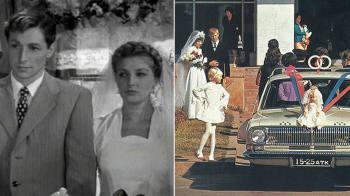 Как менялись супружеские торжества в советской России: От «красной свадьбы» к роскошным банкетам