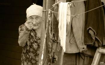 Отчего немцы демонстрировали русским женщинам фиги, или Какие жесты были запрещены на Руси