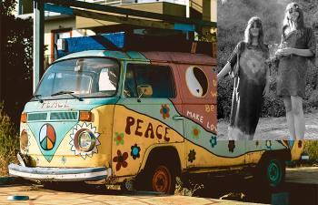 Куда исчезли «дети цветов», или Почему угасла мега-популярная в 1970-х культура хиппи